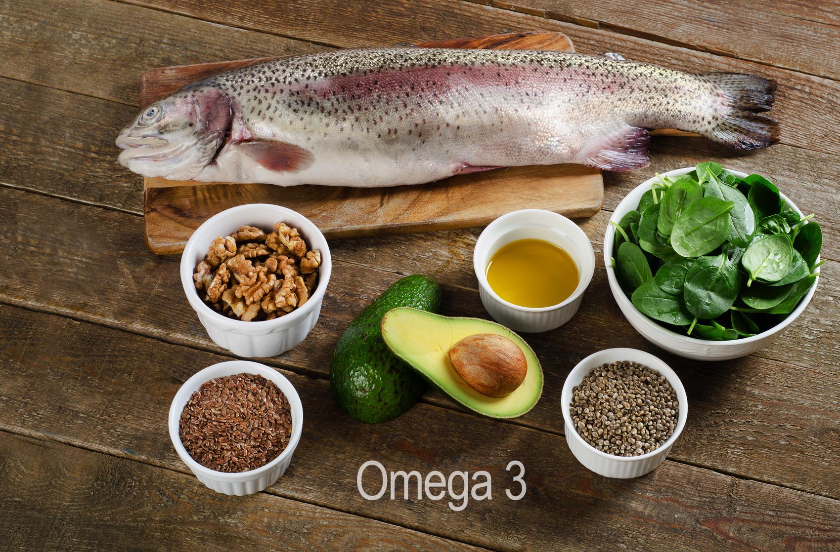 omega 3, circolazione sanguigna, sistema nervoso, omega 3 benefici, integratori omega 3, olio di pesce