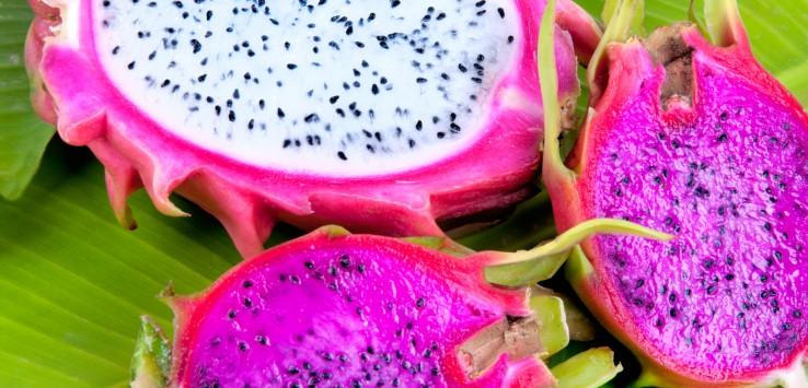 Pitaya, frutto del drago, antiossidante, eritema solare, eritema solare rimedi, scottature, skin care