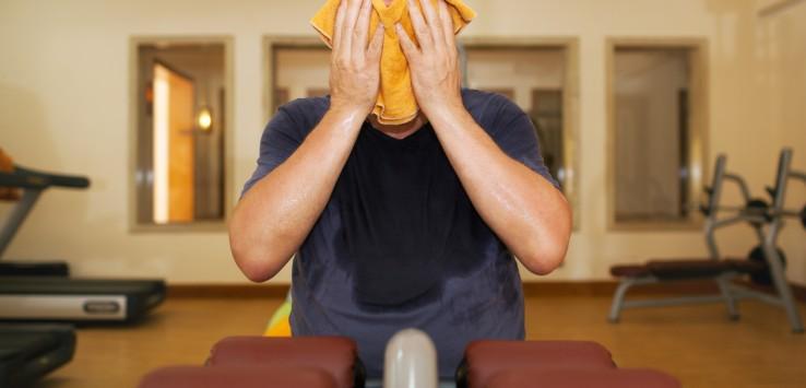Pronalen, attività fisica, sudore, omeostasi, idratazione, skincare, haircare